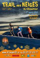 Trail des neiges 2014
